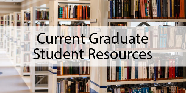 Current Graduate Student Resources