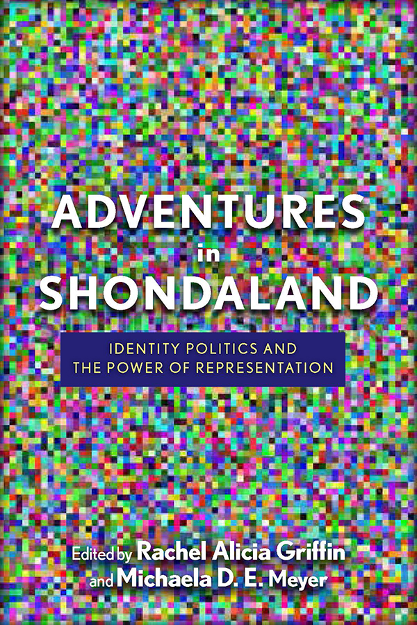 Adventures in Shondaland by Griffin and Meyer