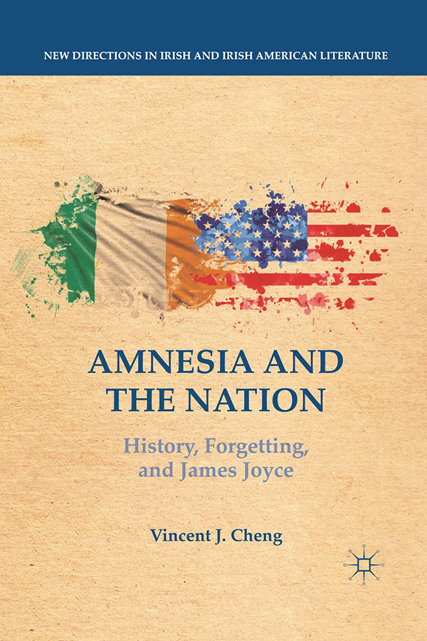 Amnesia and the Nation by Vincent Cheng