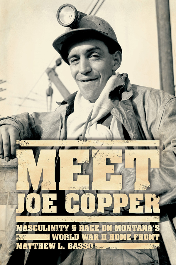 Meet Joe Copper by Matthew L Basso