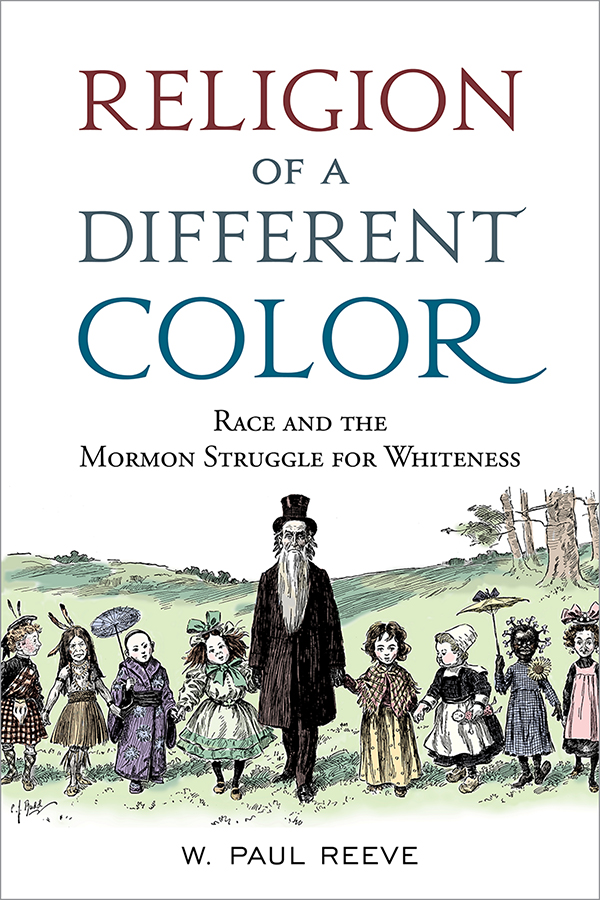 Religion of a Different Color by Paul Reeve